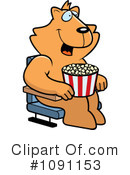 Royalty-Free (RF) Movies Clipart Illustration #1091153