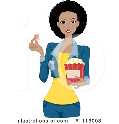 Movies Clipart #1116003 by BNP Design Studio