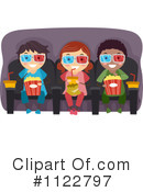 Movies Clipart #1122797 by BNP Design Studio