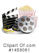 Movies Clipart #1459061 by Texelart
