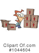 Royalty-Free (RF) Moving Clipart Illustration #1044604