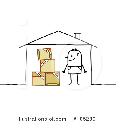 Real Estate Clipart #1052891 by NL shop