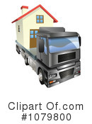 Moving Clipart #1079800 by AtStockIllustration
