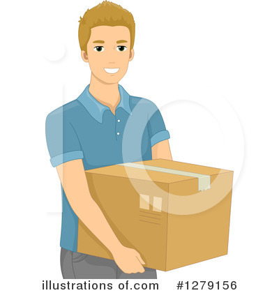 Moving Clipart #1279156 by BNP Design Studio