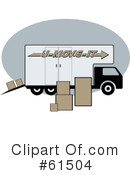 Royalty-Free (RF) Moving Clipart Illustration #61504