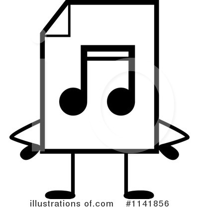 Mp3 Clipart #1141856 by Cory Thoman