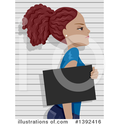 Mugshot Clipart #1392416 by BNP Design Studio