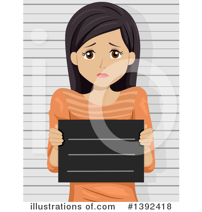 Mugshot Clipart #1392418 by BNP Design Studio