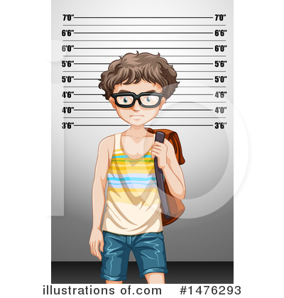 Mugshot Clipart #1476293 by Graphics RF