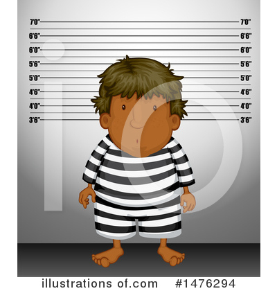 Mugshot Clipart #1476294 by Graphics RF