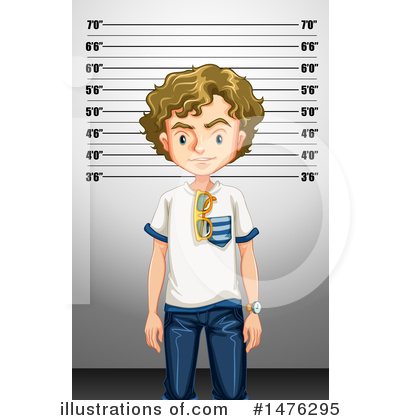 Mugshot Clipart #1476295 by Graphics RF
