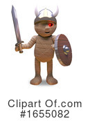 Mummy Clipart #1655082 by Steve Young