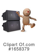 Mummy Clipart #1658379 by Steve Young