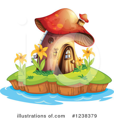 Island Clipart #1238379 by Graphics RF
