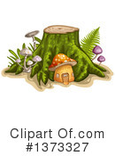 Mushroom Clipart #1373327 by merlinul