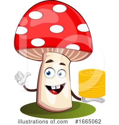 Mushroom Clipart 1665074 Illustration By Morphart Creations Botanical illustration black and white drawing, mushroom png. illustrations of