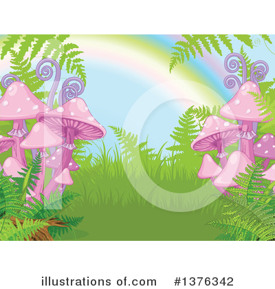 Rainbow Clipart #1376342 by Pushkin