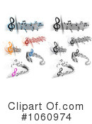 Music Clipart #1060974 by Vector Tradition SM