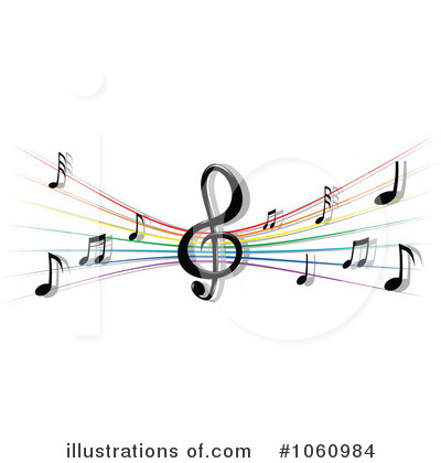 Music Clipart #1060984 by Vector Tradition SM