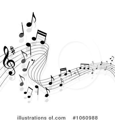 Free Music Music on Royalty Free  Rf  Music Clipart Illustration By Seamartini Graphics