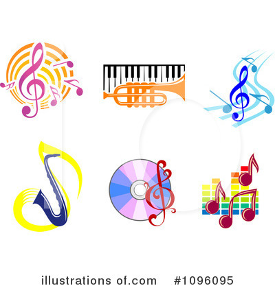 Icons Clipart #1096095 by Vector Tradition SM