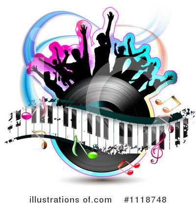 Music Band Clipart #1118748 by merlinul