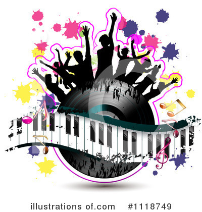 Music Band Clipart #1118749 by merlinul