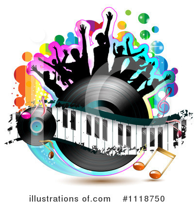 Music Band Clipart #1118750 by merlinul