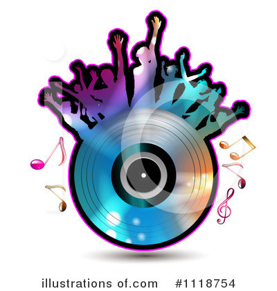 Music Band Clipart #1118754 by merlinul