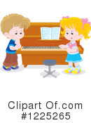 Music Clipart #1225265 by Alex Bannykh
