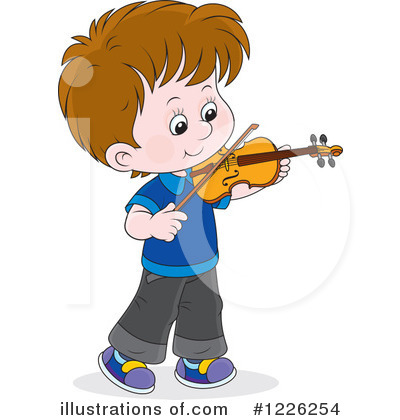 Music Clipart #1226254 by Alex Bannykh