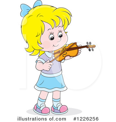 Music Clipart #1226256 by Alex Bannykh