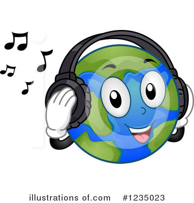 Earth Clipart #1235023 by BNP Design Studio