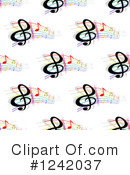 Music Clipart #1242037 by Vector Tradition SM