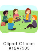Music Clipart #1247933 by BNP Design Studio