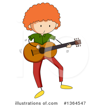 Royalty-Free (RF) Music Clipart Illustration by Graphics RF - Stock Sample #1364547