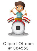 Music Clipart #1364553 by Graphics RF