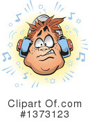 Music Clipart #1373123 by Clip Art Mascots