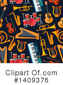 Music Clipart #1409376