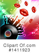 Music Clipart #1411923 by merlinul