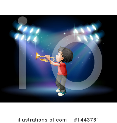 Concert Clipart #1443781 by Graphics RF