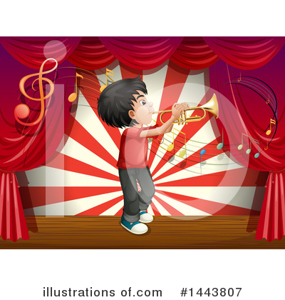 Concert Clipart #1443807 by Graphics RF
