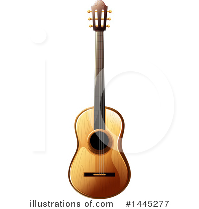 Royalty-Free (RF) Music Clipart Illustration by Graphics RF - Stock Sample #1445277
