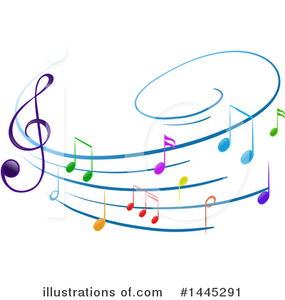 Music Clipart #1445291 by Graphics RF