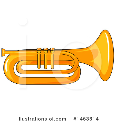 Royalty-Free (RF) Music Clipart Illustration by Graphics RF - Stock Sample #1463814