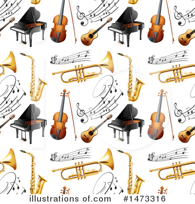 Violin Clipart #1473316 by Graphics RF