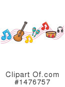 Music Clipart #1476757 by Graphics RF
