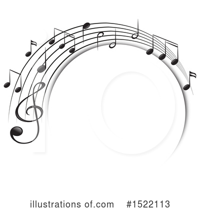Music Clipart #1522113 by Graphics RF
