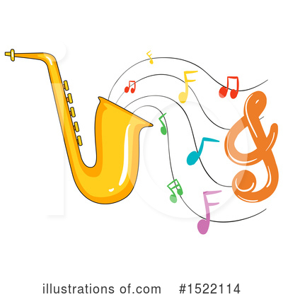 Music Clipart #1522114 by Graphics RF
