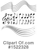 Music Clipart #1522328 by Graphics RF